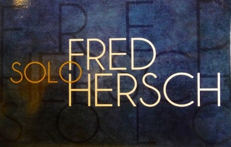 CD Solo, del pianista de jazz norteamericano Fred Hersch