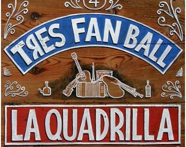 CD La Quadrilla de Tres Fan Ball