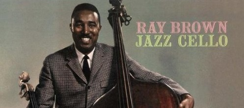 CD Jazz Cello by Ray Brown
