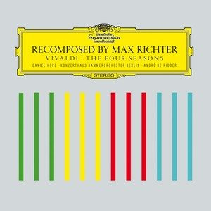 CD The Four Seasons Recomposed by Max Richter