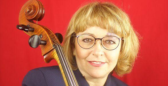 Masterclass de violonchelo con la profesora Çağlayan Ünal Sümer de la Universidad Dokuz Eylül en Turquía.