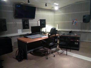 Estudio de grabación 2