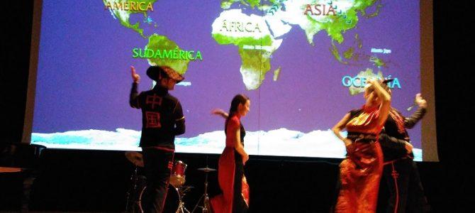 Concierto didáctico: Mi voz entre continentes.