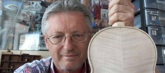 Jaromir Bazant: La artesanía al servicio de la música