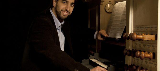 Pablo Márquez Caraballo, organista de la catedral de Valencia
